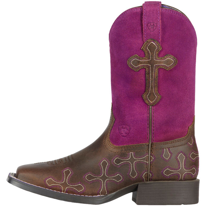 Crossroads Western Boot