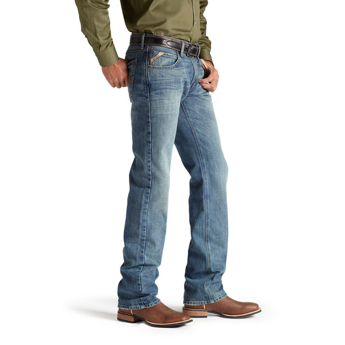 M5 Slim Nevada Stackable Straight Leg Jean