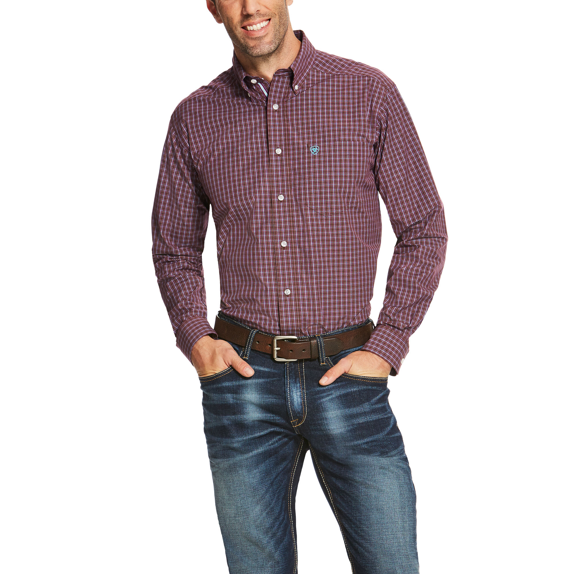 Pro Series Purcell Fitted Shirt