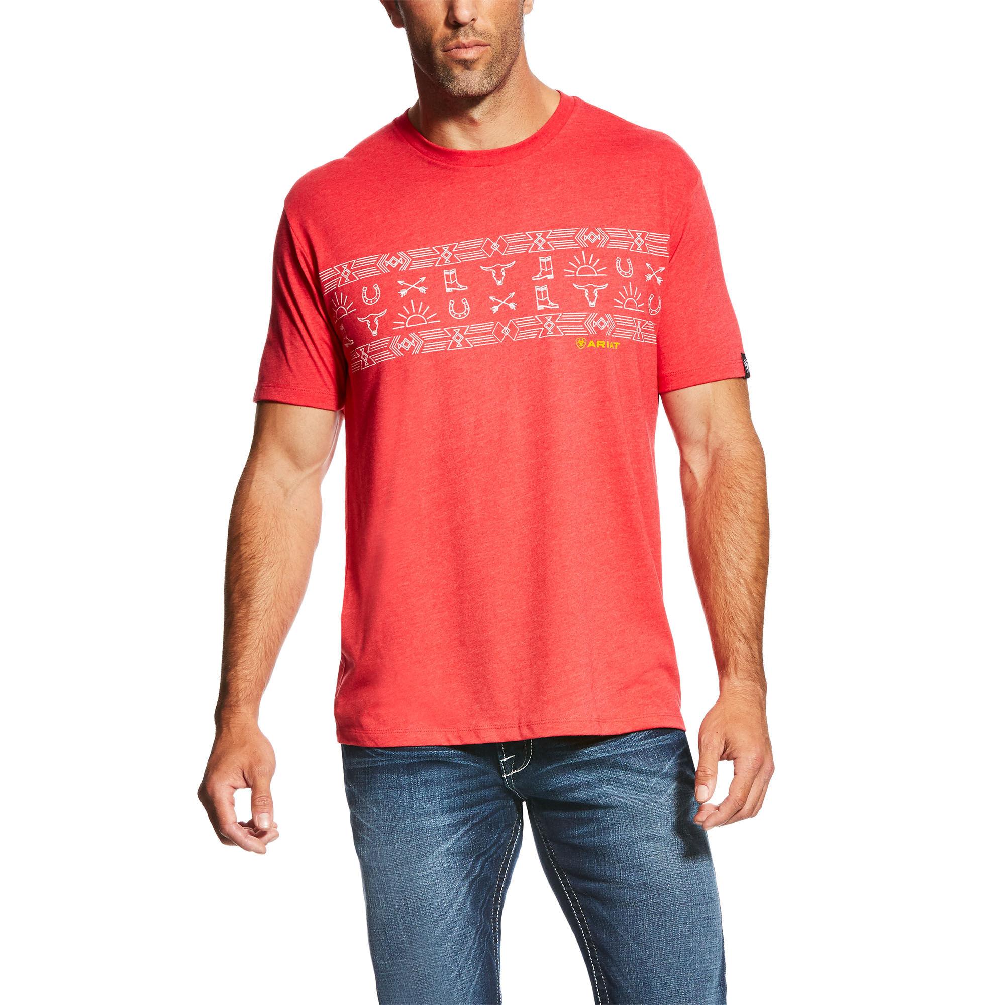 Native Stripe T-Shirt