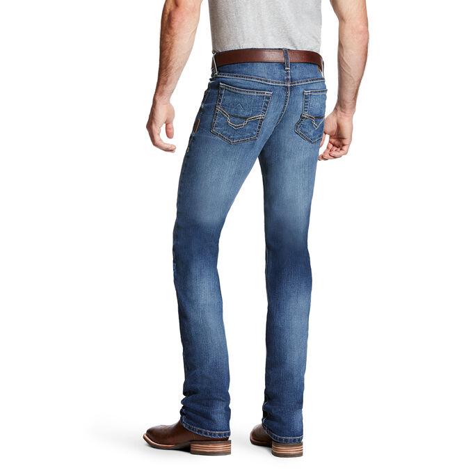Relentless Original Fit Shotgun Performance Stretch Stackable Straight Leg Jean