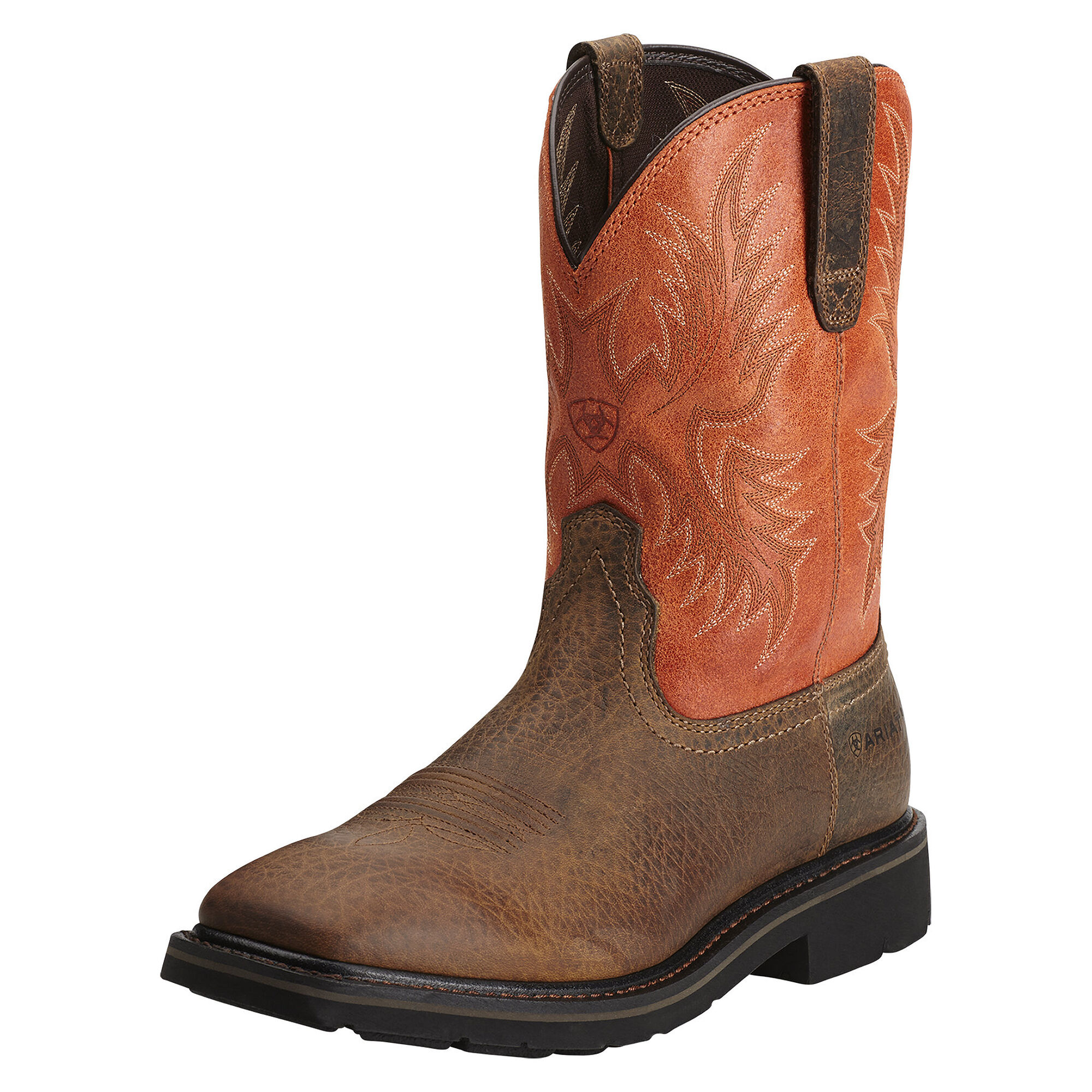 Sierra Work Boot