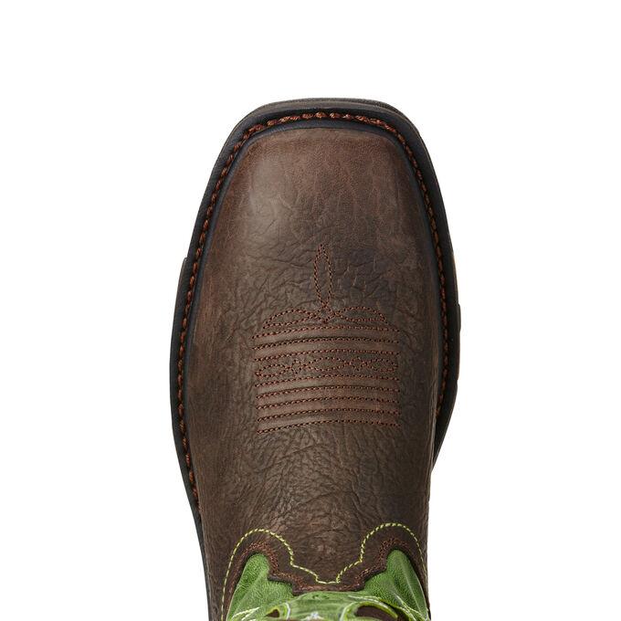 WorkHog VentTEK Composite Toe Work Boot