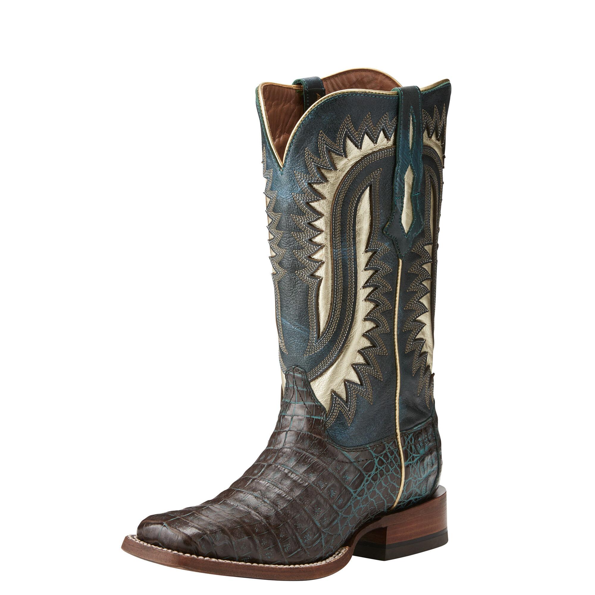 Silverado Western Boot
