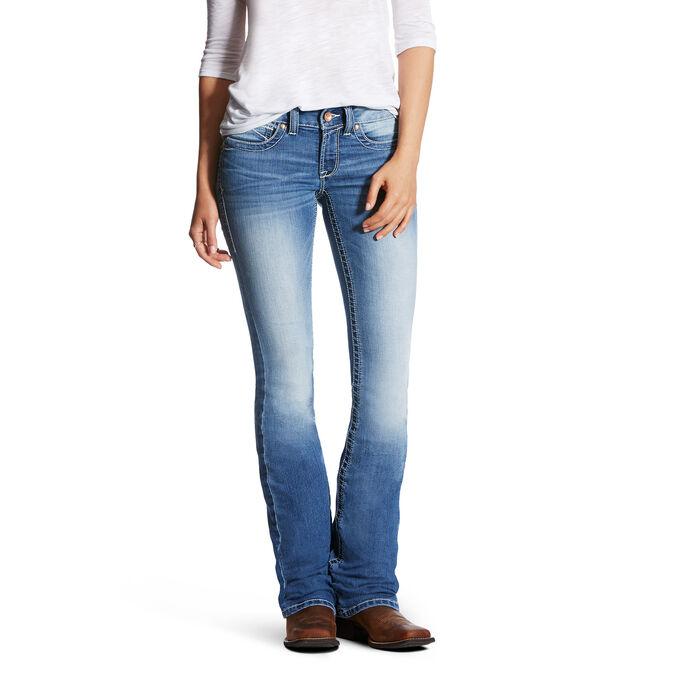 R.E.A.L Low Rise Emma Boot Cut Jean