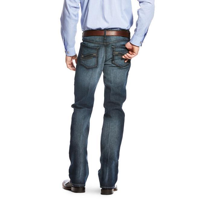 Relentless Original Fit Shadow Stitch Performance Stretch Stackable Straight Leg Jean