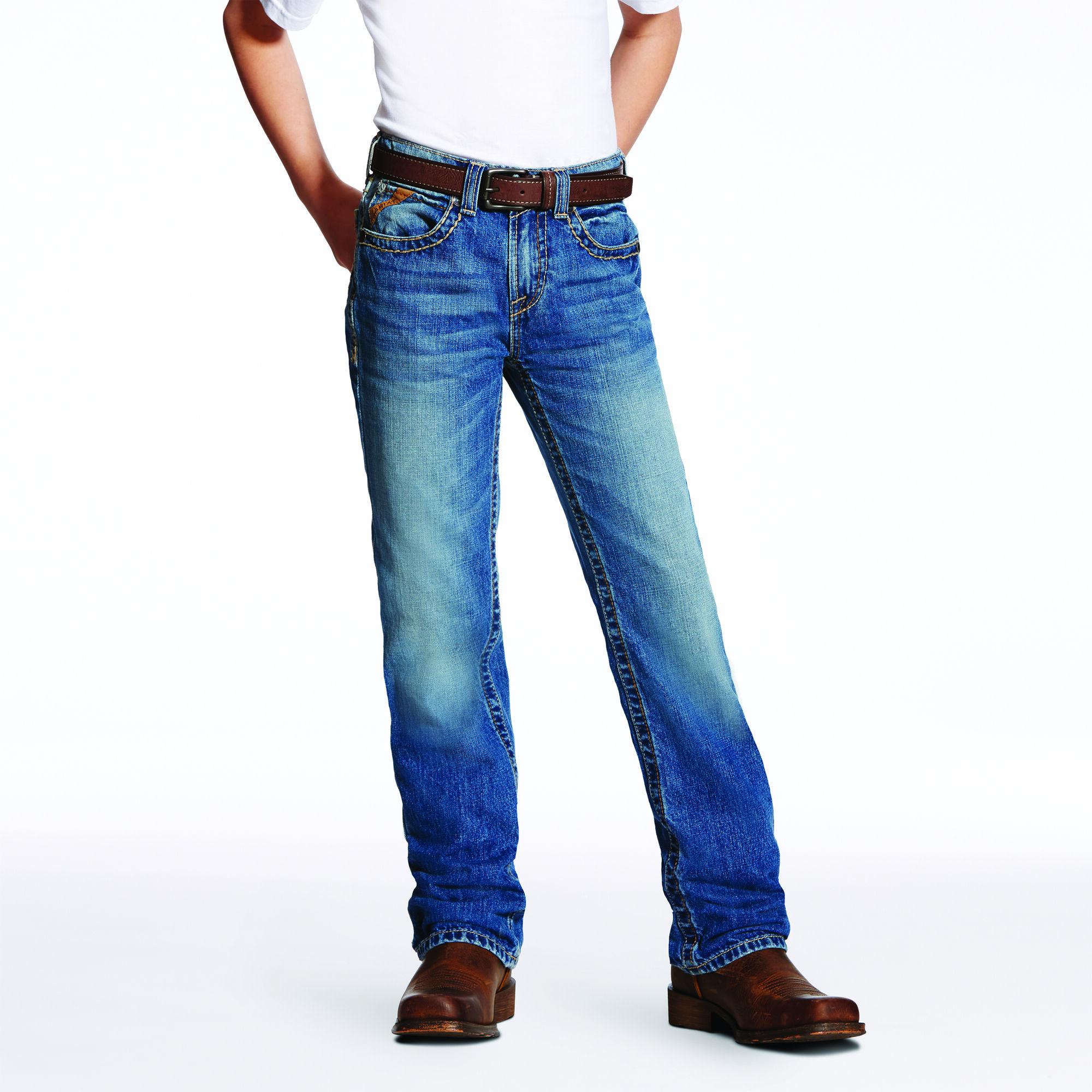 B4 Jagger Boot Cut Relaxed Jean
