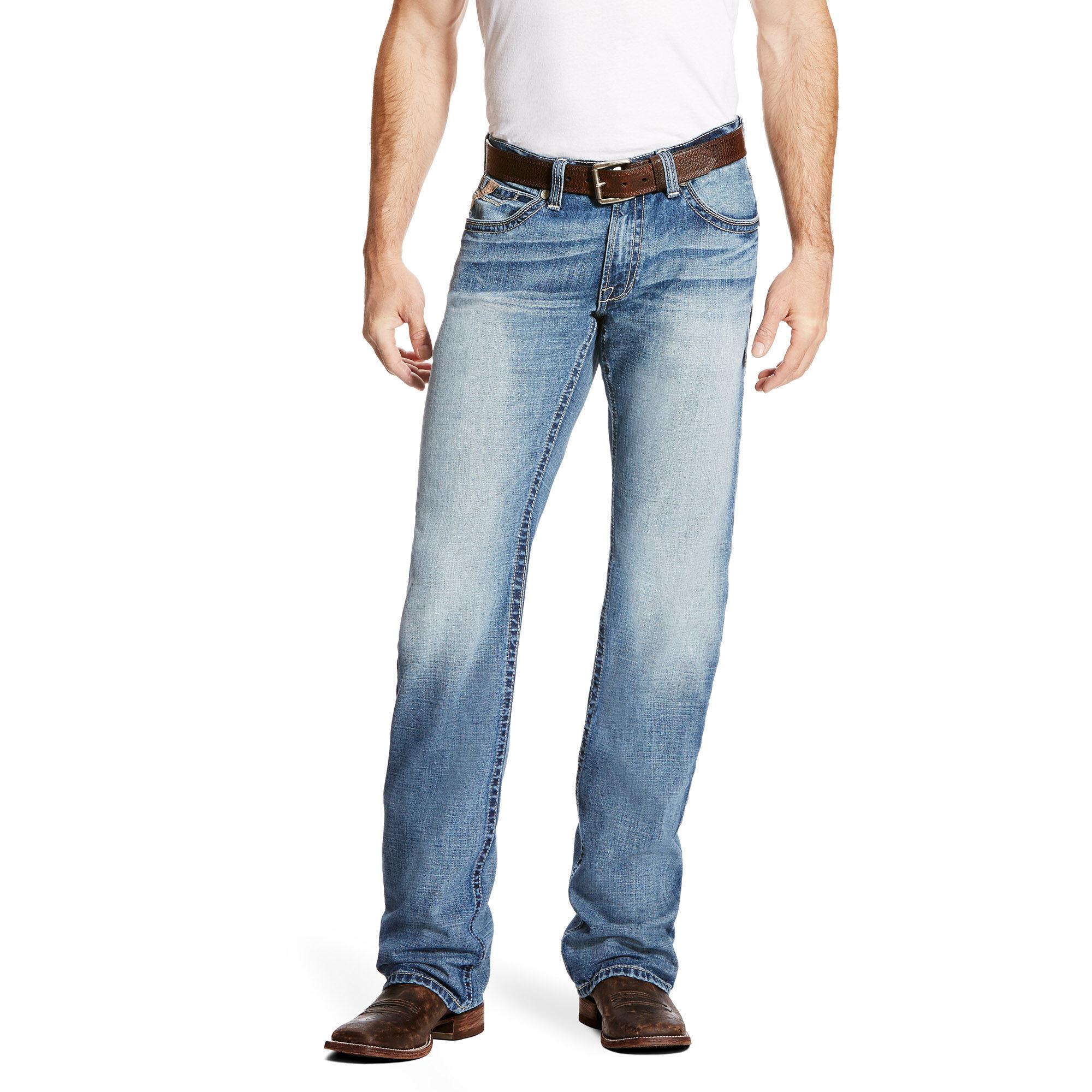 M4 Low Rise Bonner Boot Cut Jean