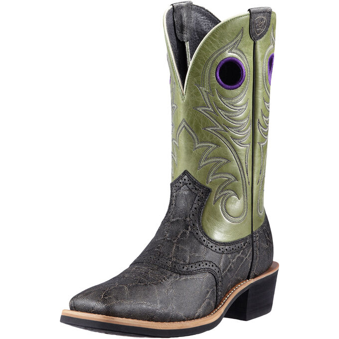 Heritage Roughstock Wide Sq