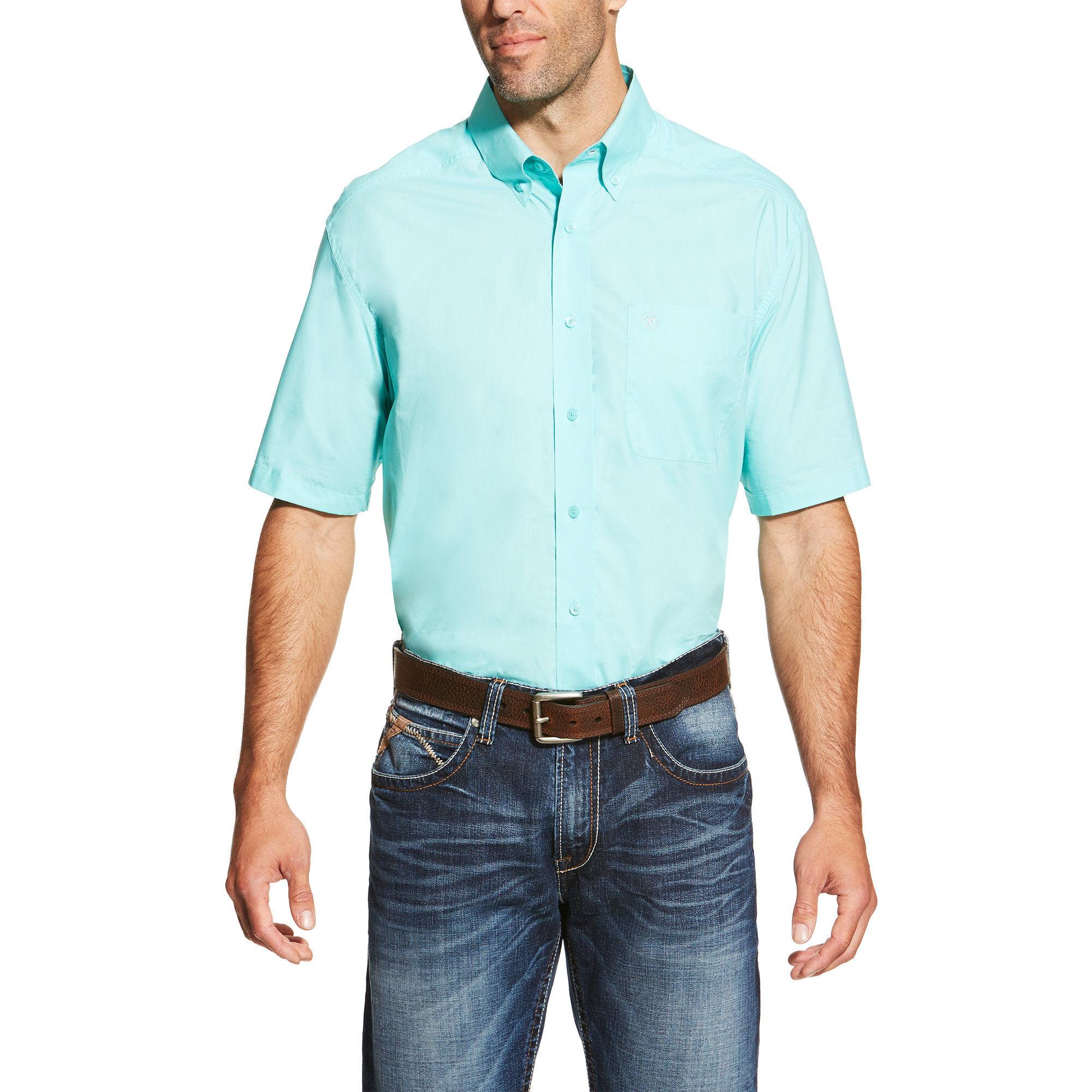 Alden SS Poplin Shirt