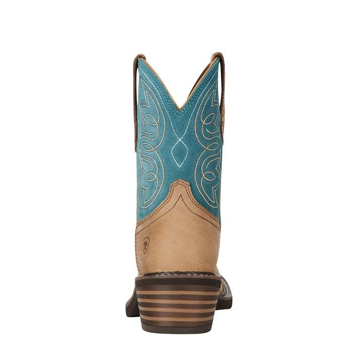 Charlotte Western Boot