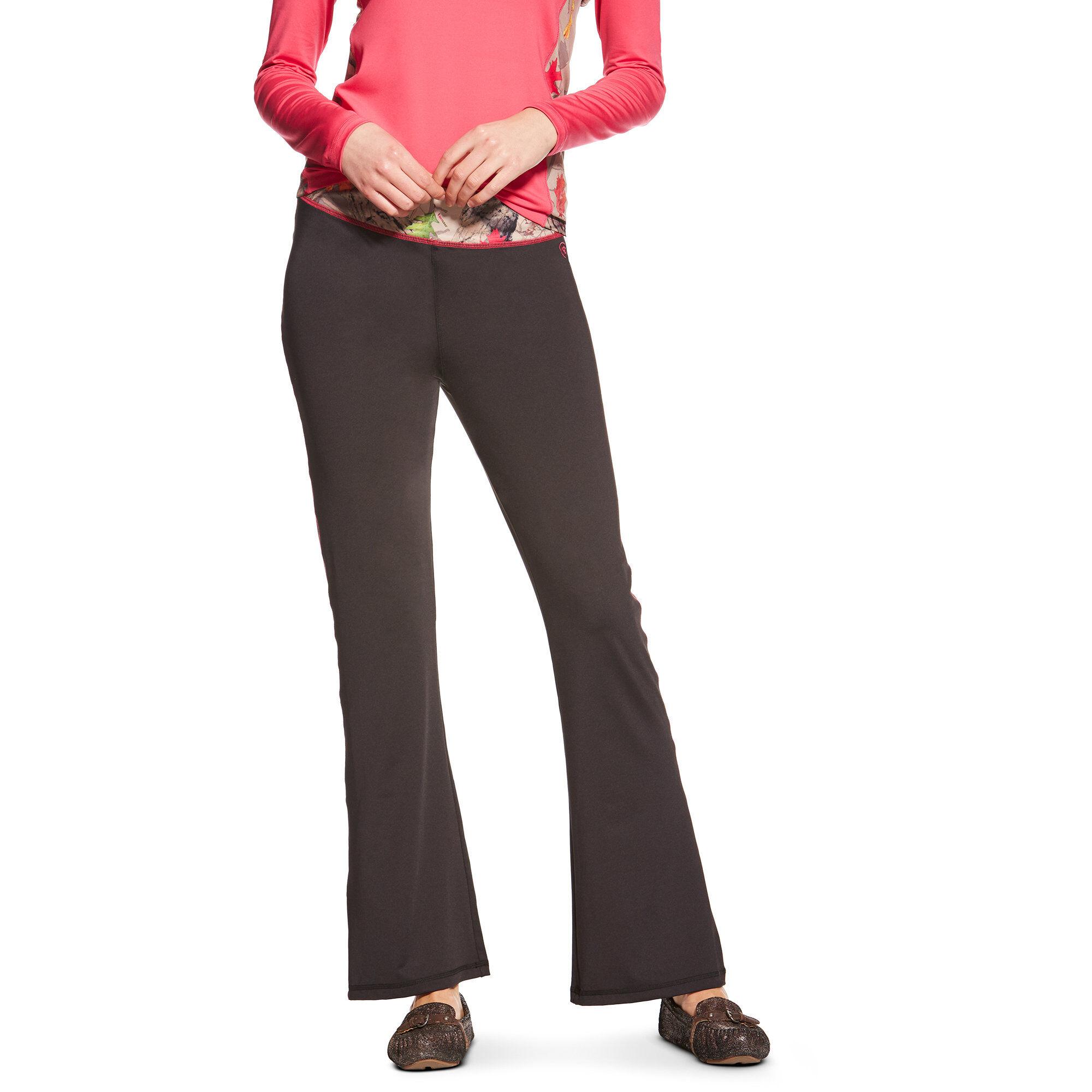 Hot Leaf Yoga Pant Pant