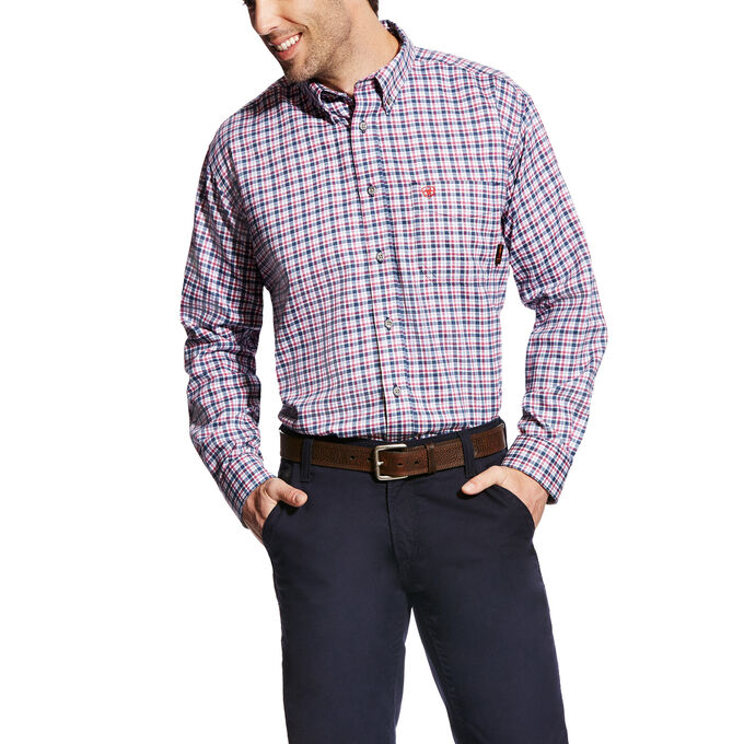 FR Mercer Work Shirt