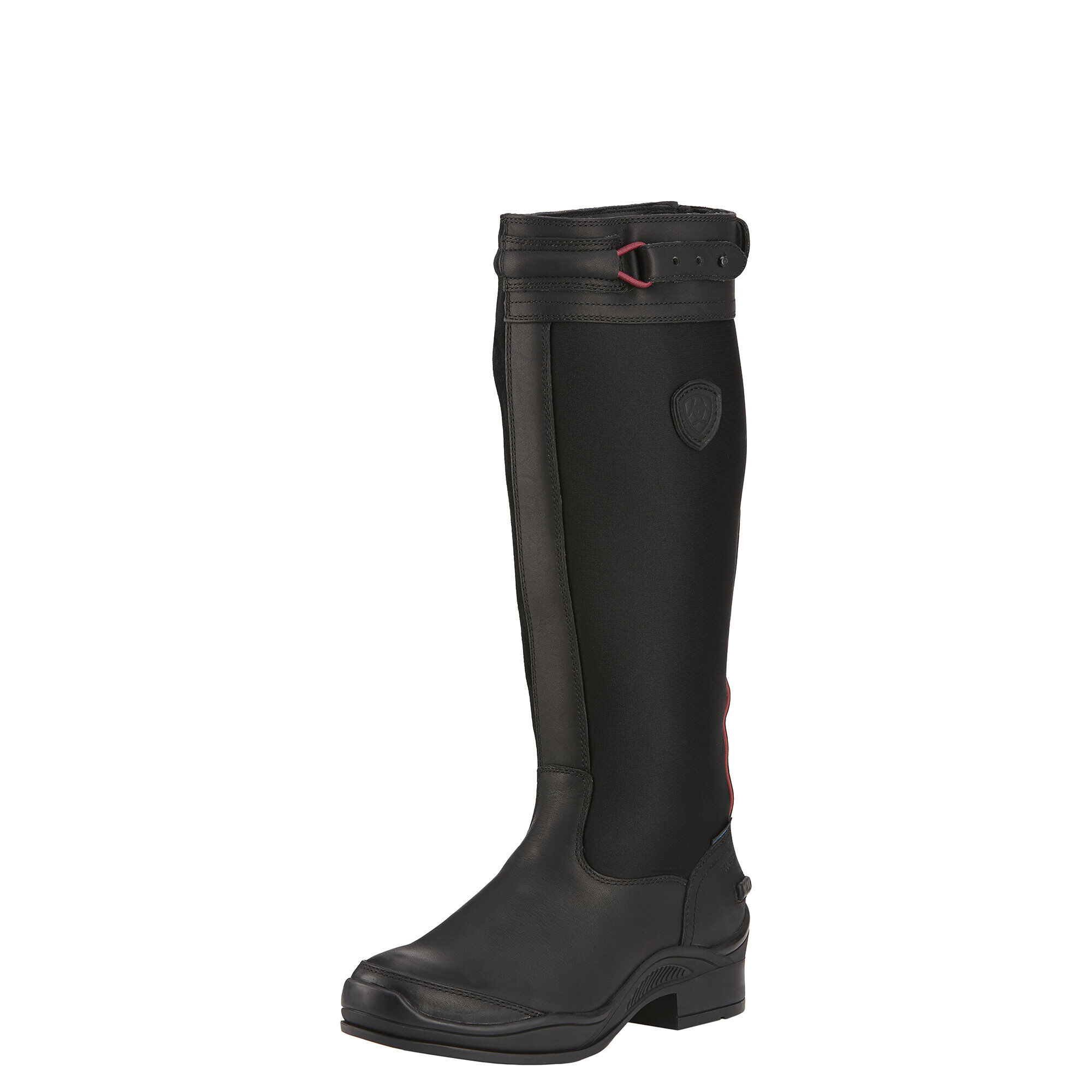 05 Latest Ariat Glacier Womens Insulated Tall Boot  Blackc
