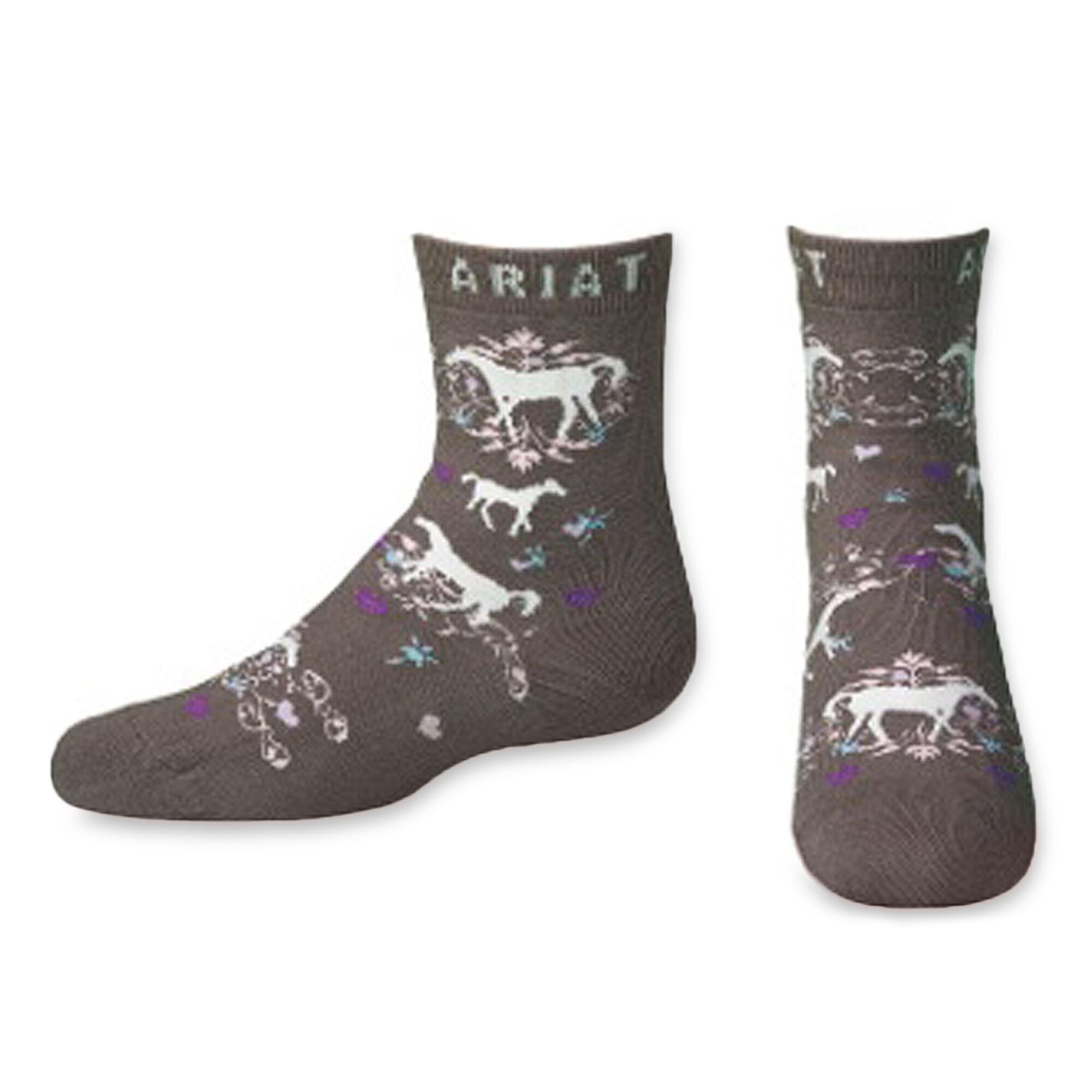 Horse Love Sock