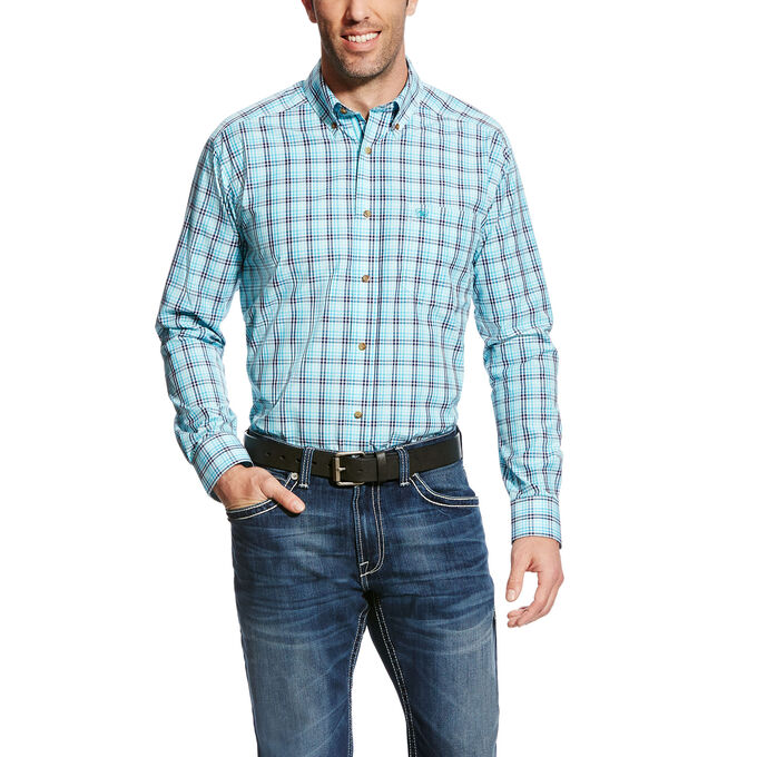 Pro Series Gregory Fitted Shirt