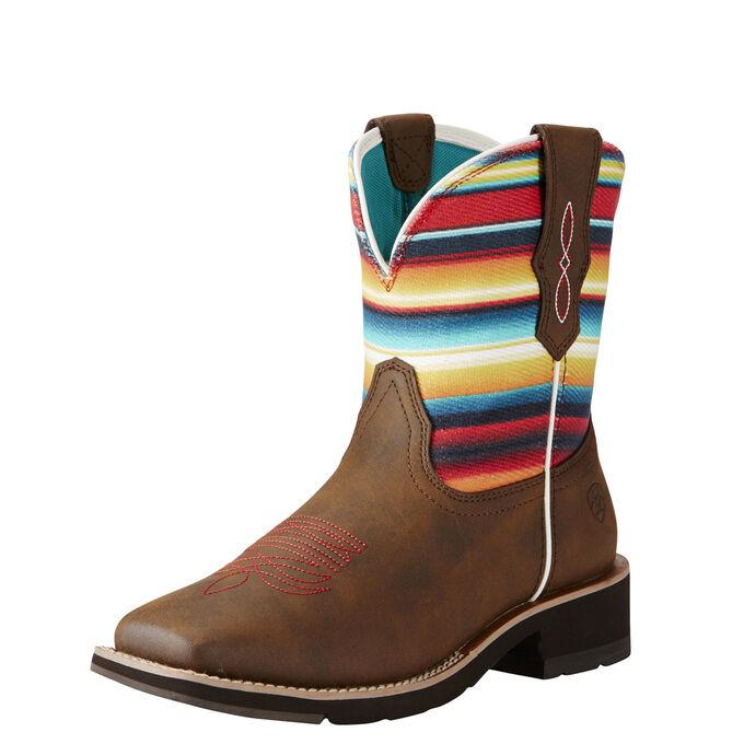 Wild Rosie Western Boot