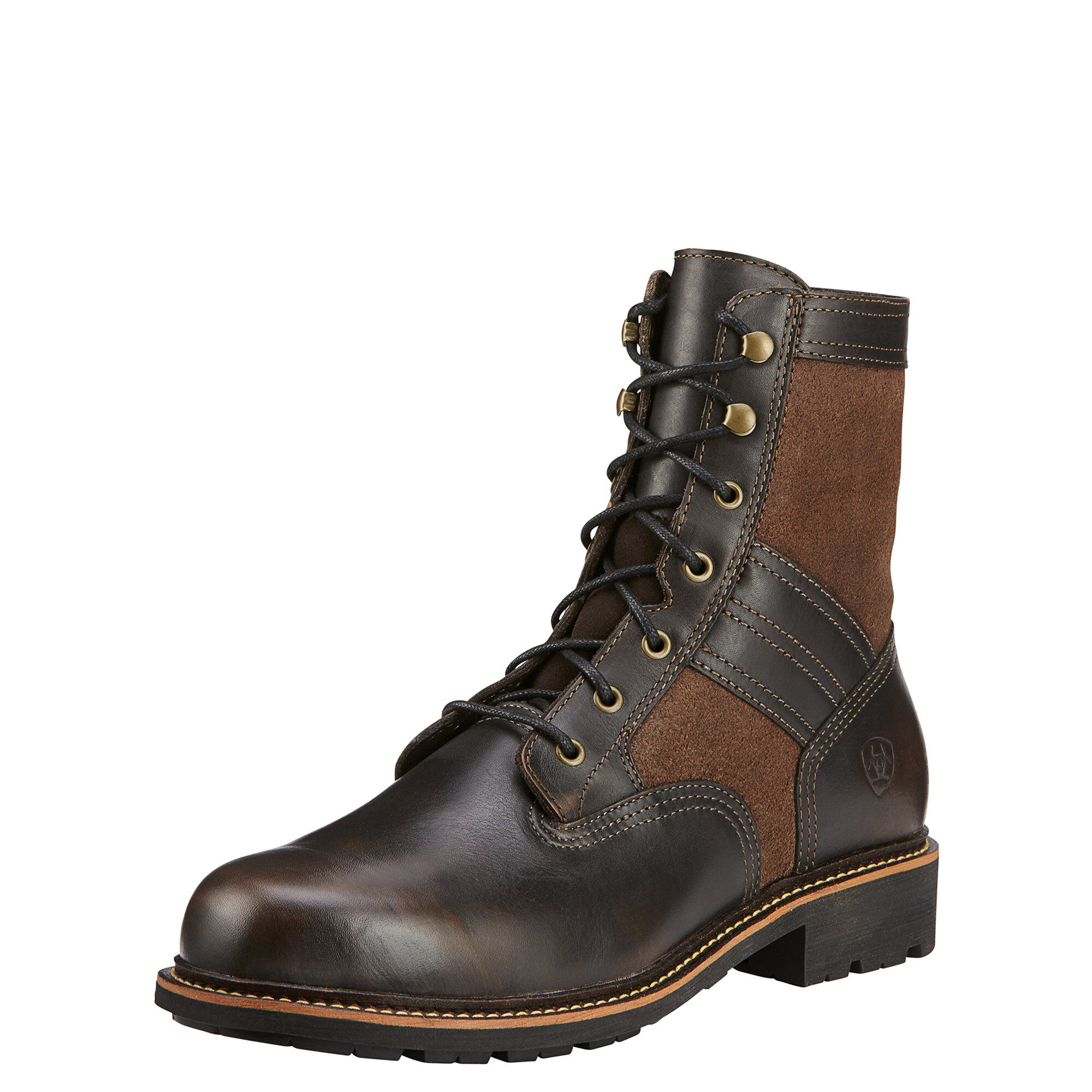 Mens Ariat Men's Easy Street Lifestyle Lacer Boot Coupon Code Size 42