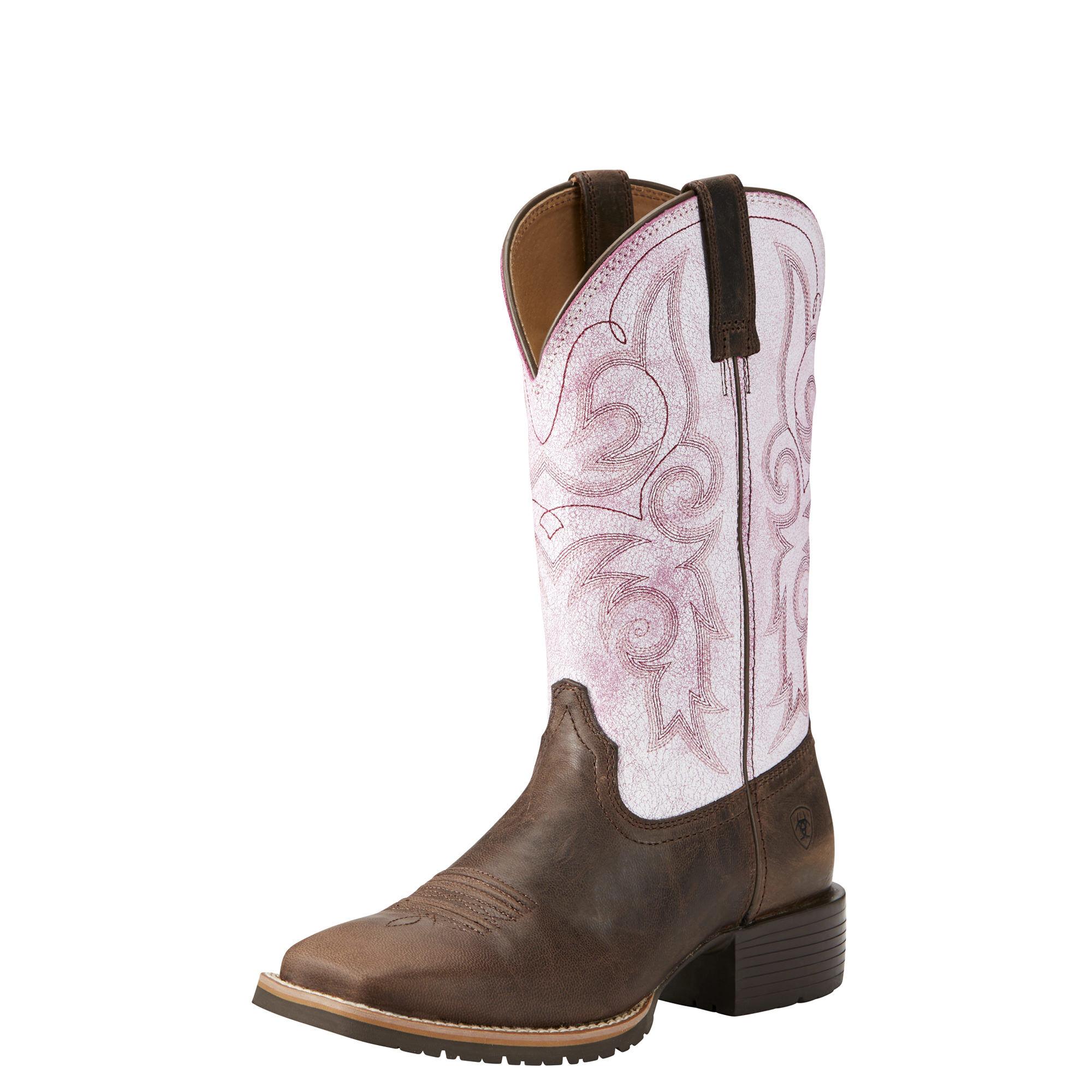 Hybrid Rancher Western Boot