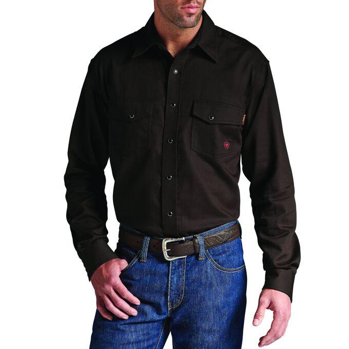 FR Work Snap Shirt