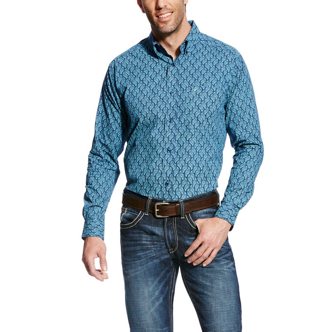Gavriel Fitted Shirt