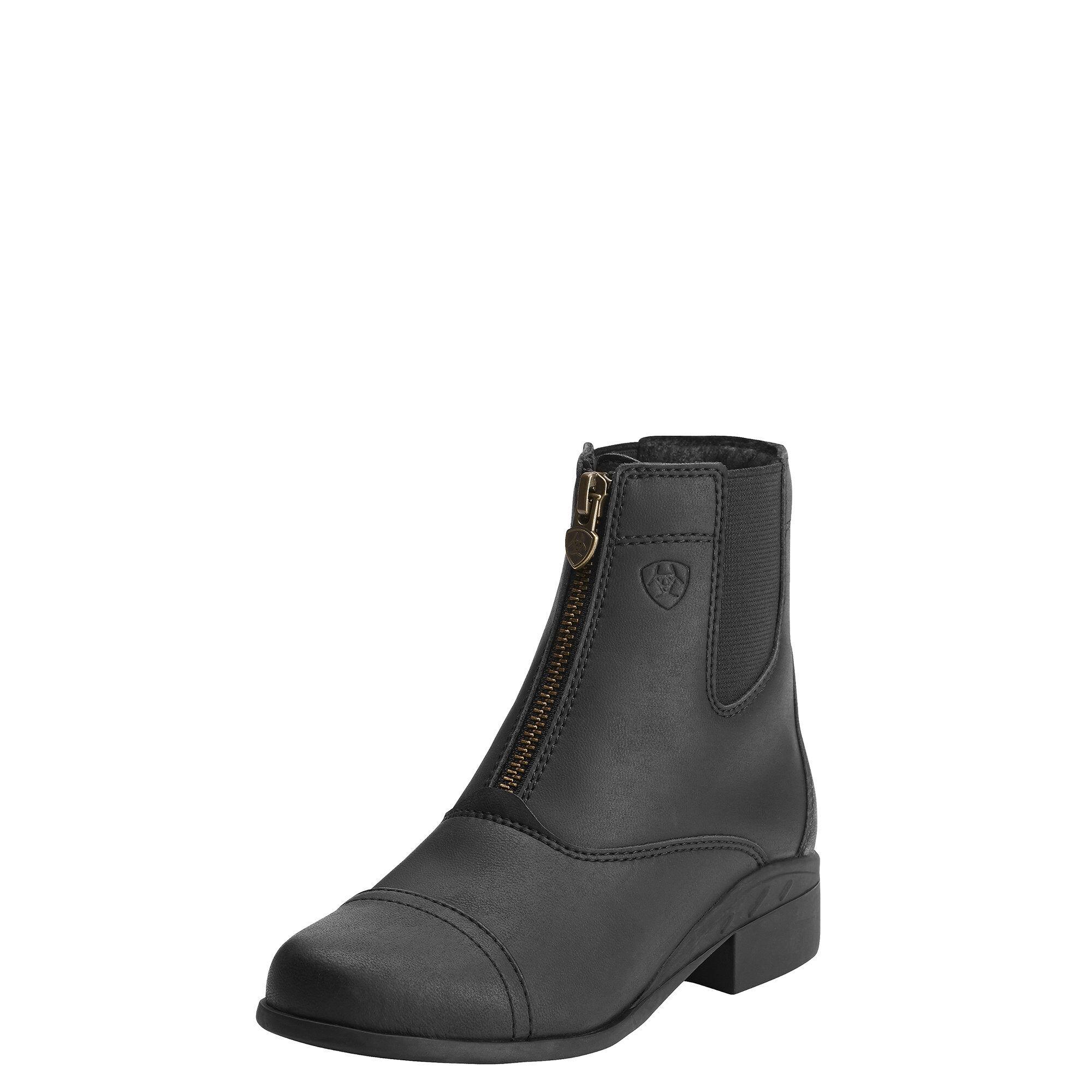 Scout Zip Paddock Boot