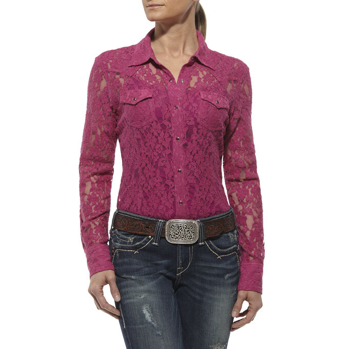 Danika Lace Shirt