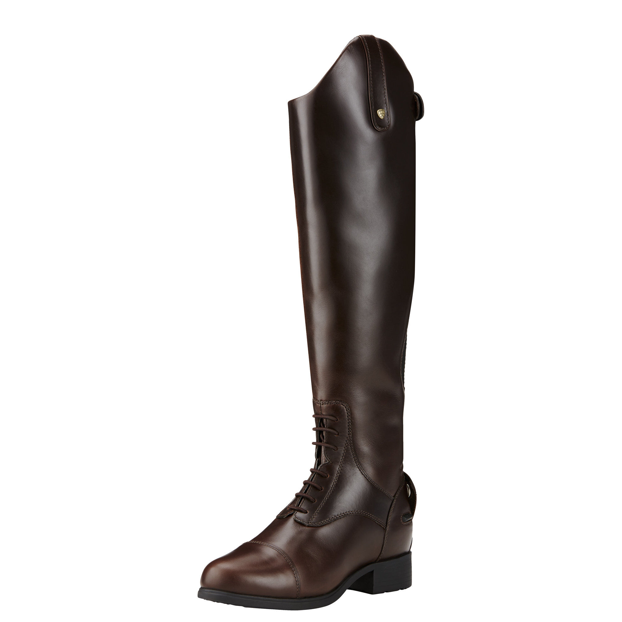 Ariat Damen winterreitstiefel Bromont Pro Tall H2O Insulated, waxed chocolate