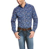 Busby Print Shirt