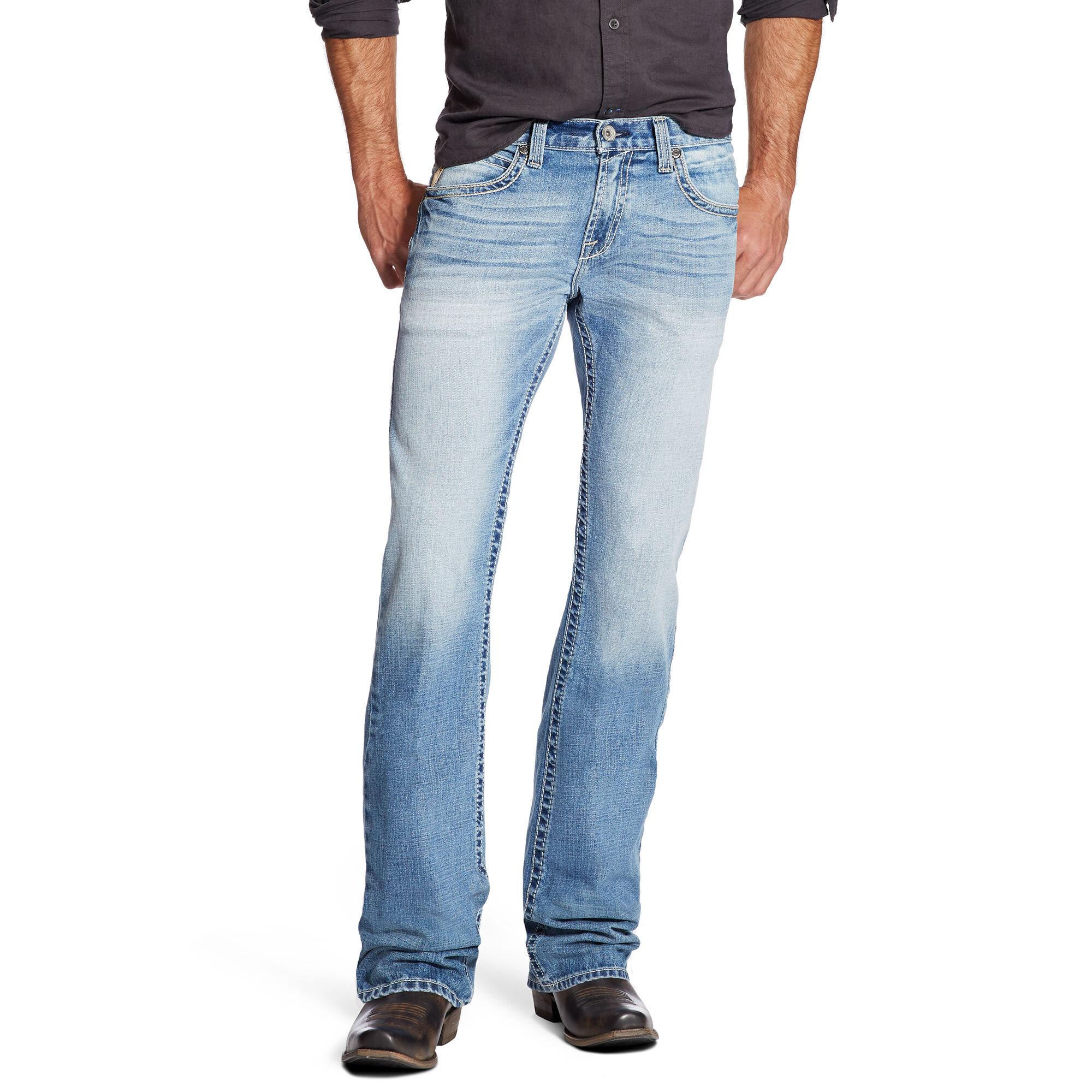 M7 Rocker Wyatt Stretch Boot Cut Jean