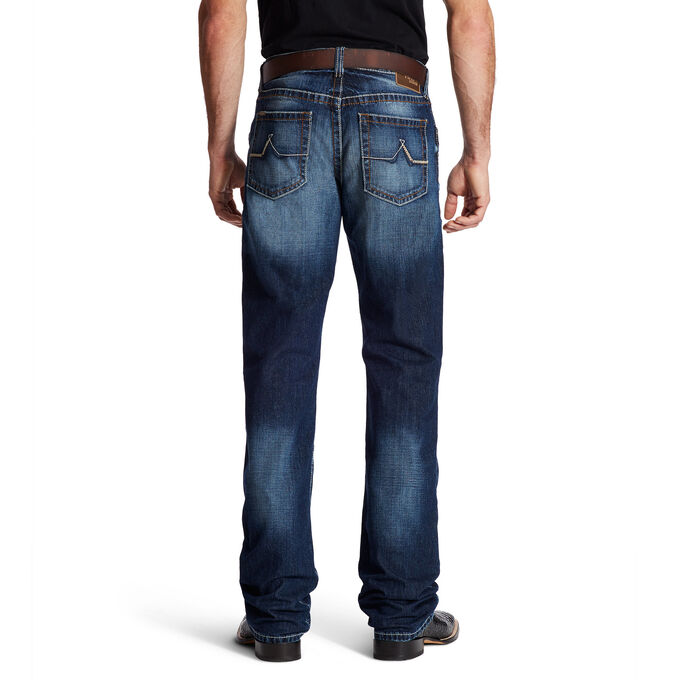 M4 Low Rise Austin Boot Cut Jean