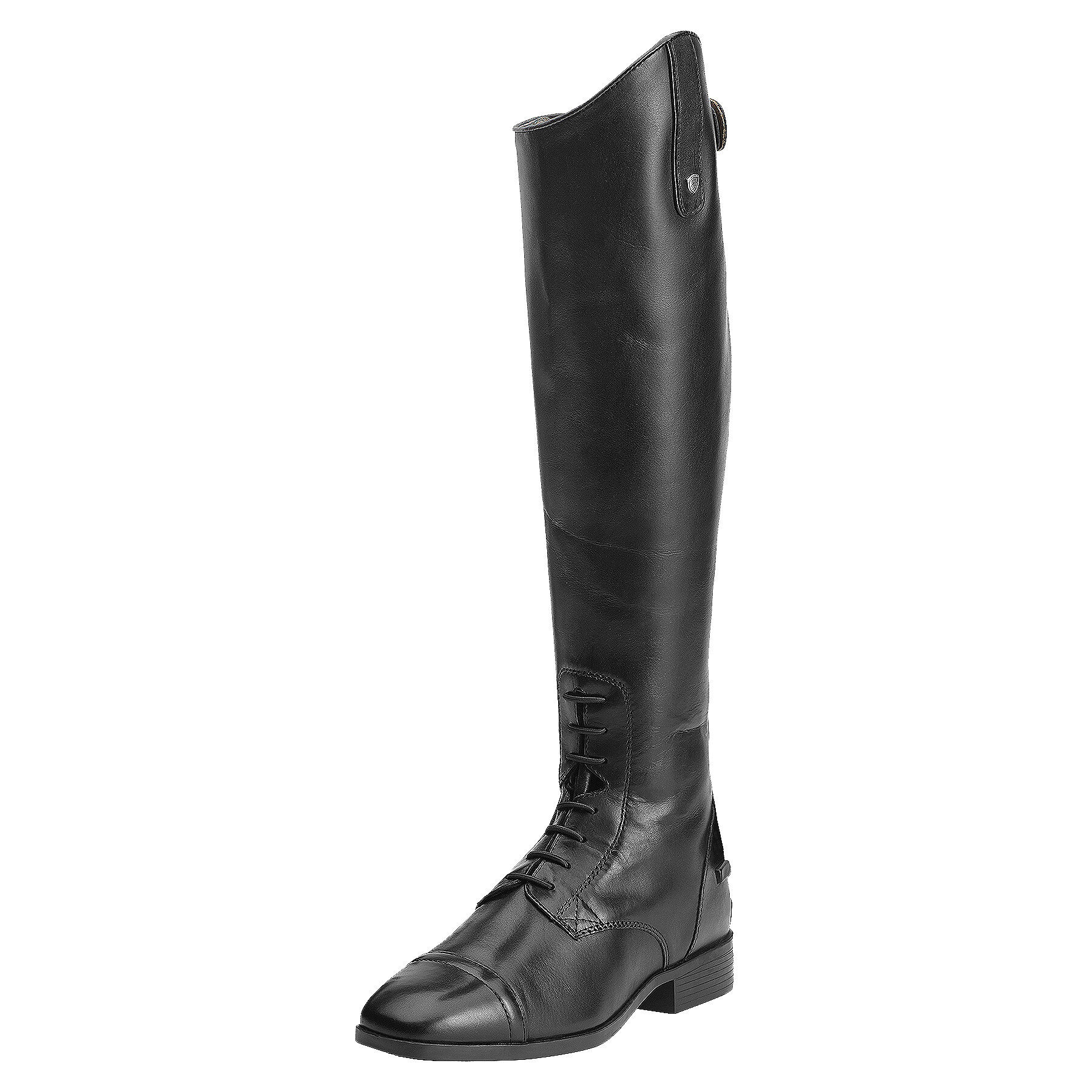 Challenge Contour Square Toe Field Zip Tall Riding Boot ...