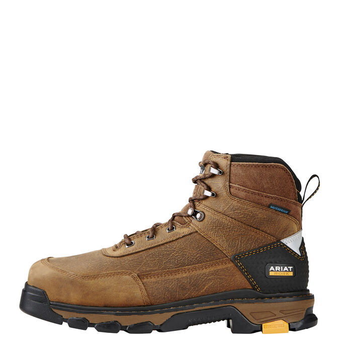 """Intrepid 6"""" Waterproof Composite Toe Work Boot"""