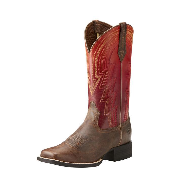 Round Up Waylon Western Boot