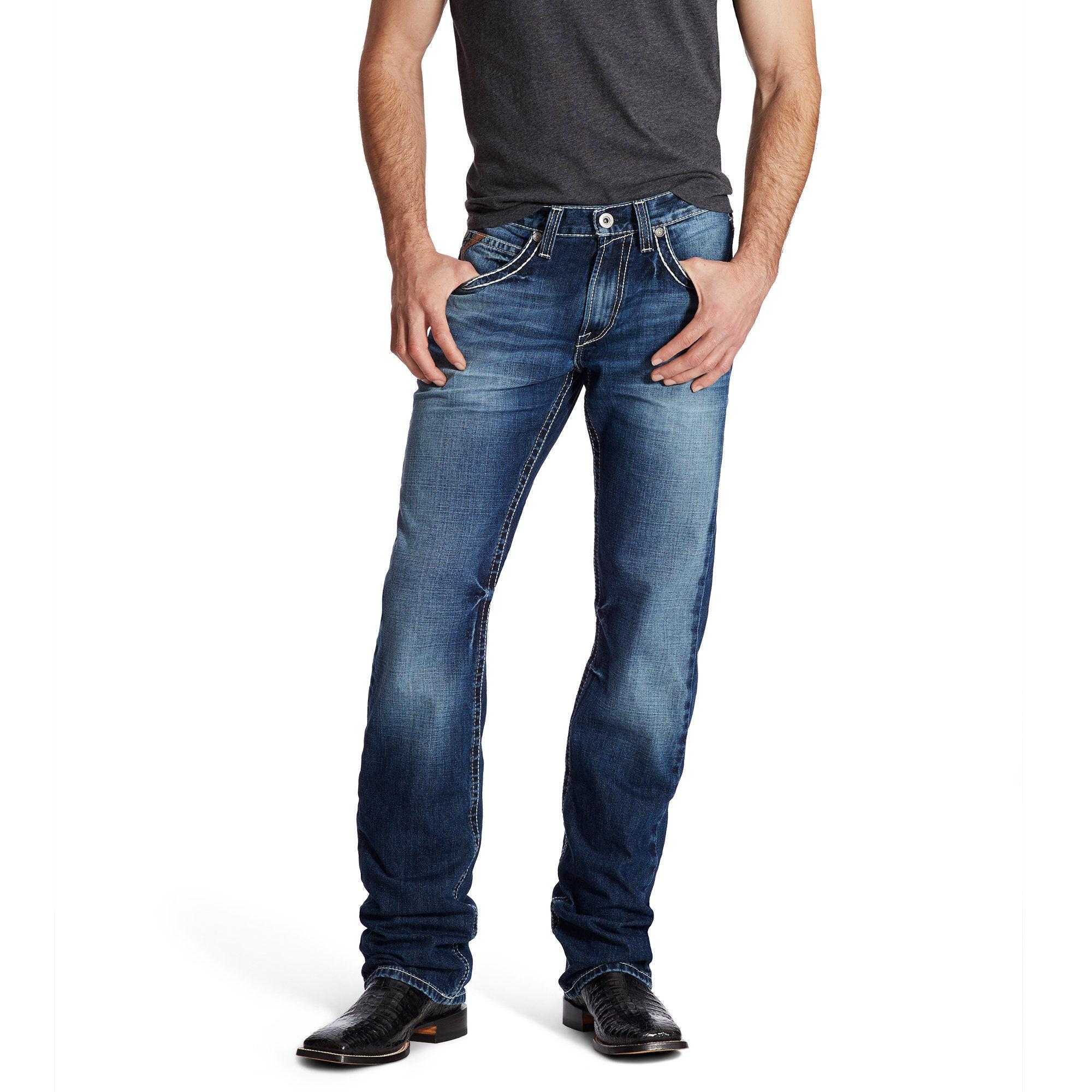 M5 Slim Ryker Stackable Straight Leg Jean