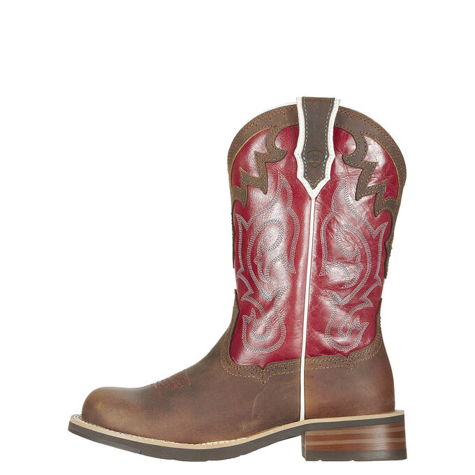 Unbridled Western Boot