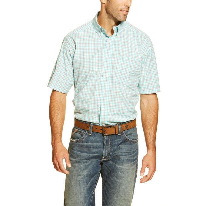 Jaxson SS Perf Shirt