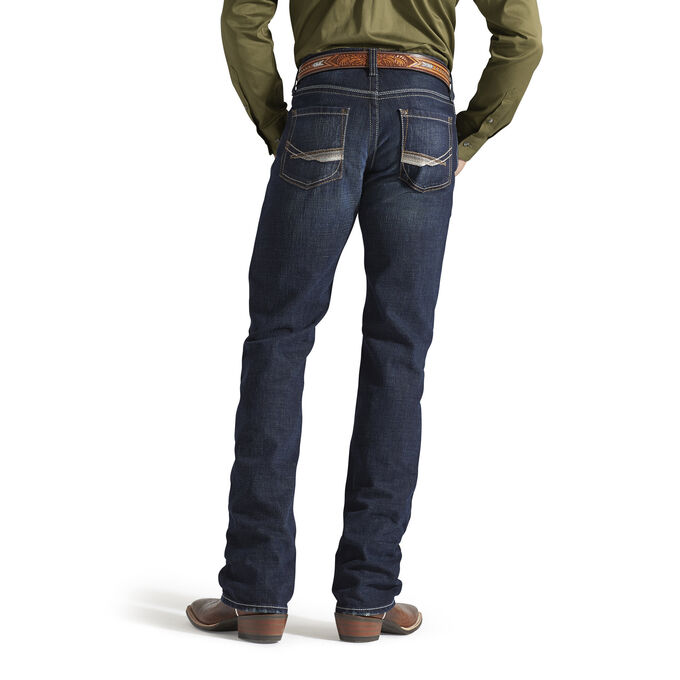 M5 Slim Roadhouse Stackable Straight Leg Jean