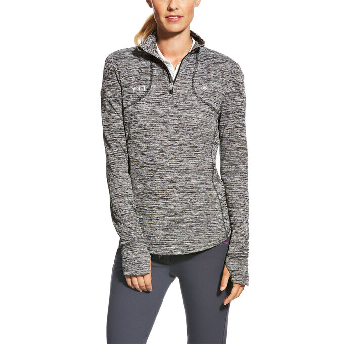FEI Gridwork 1/2 Zip Baselayer