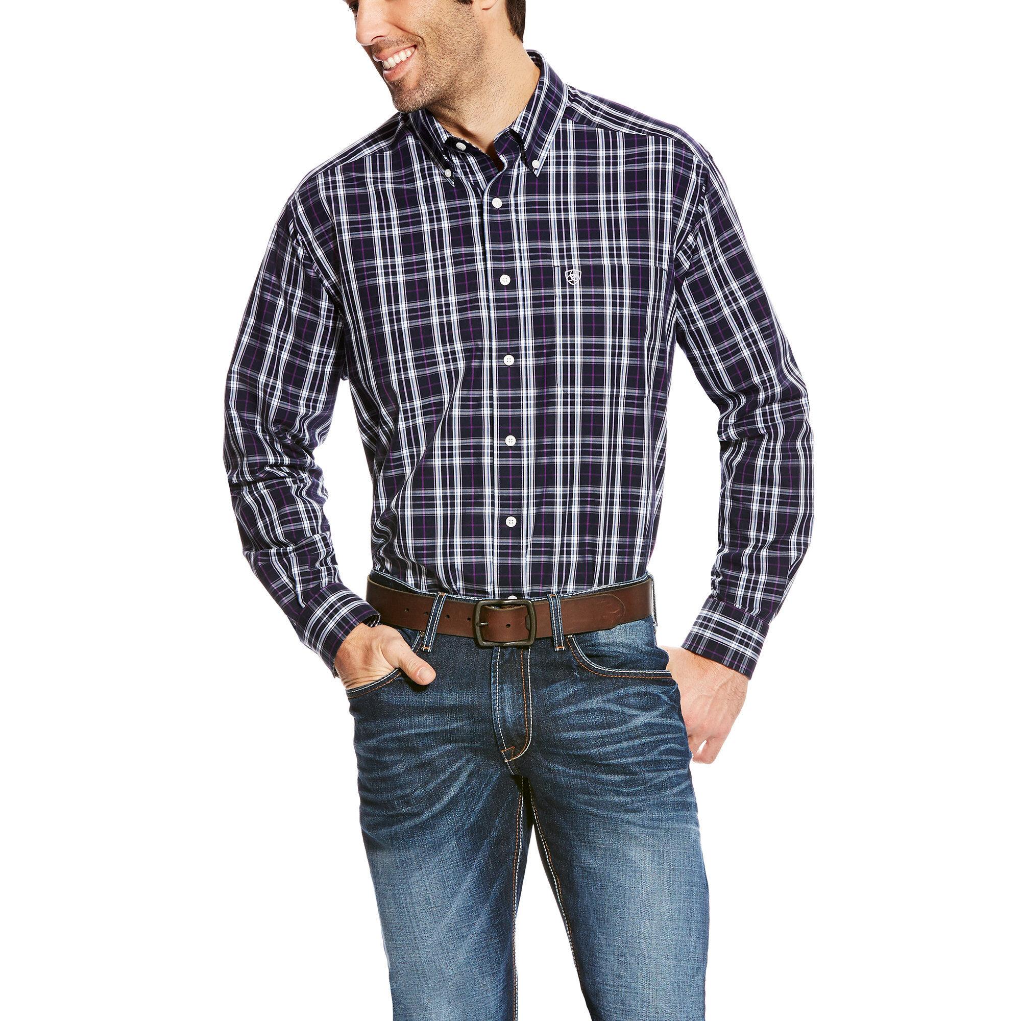 Wrinkle Free Zandow Shirt
