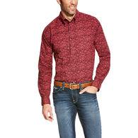 Addison Print Shirt