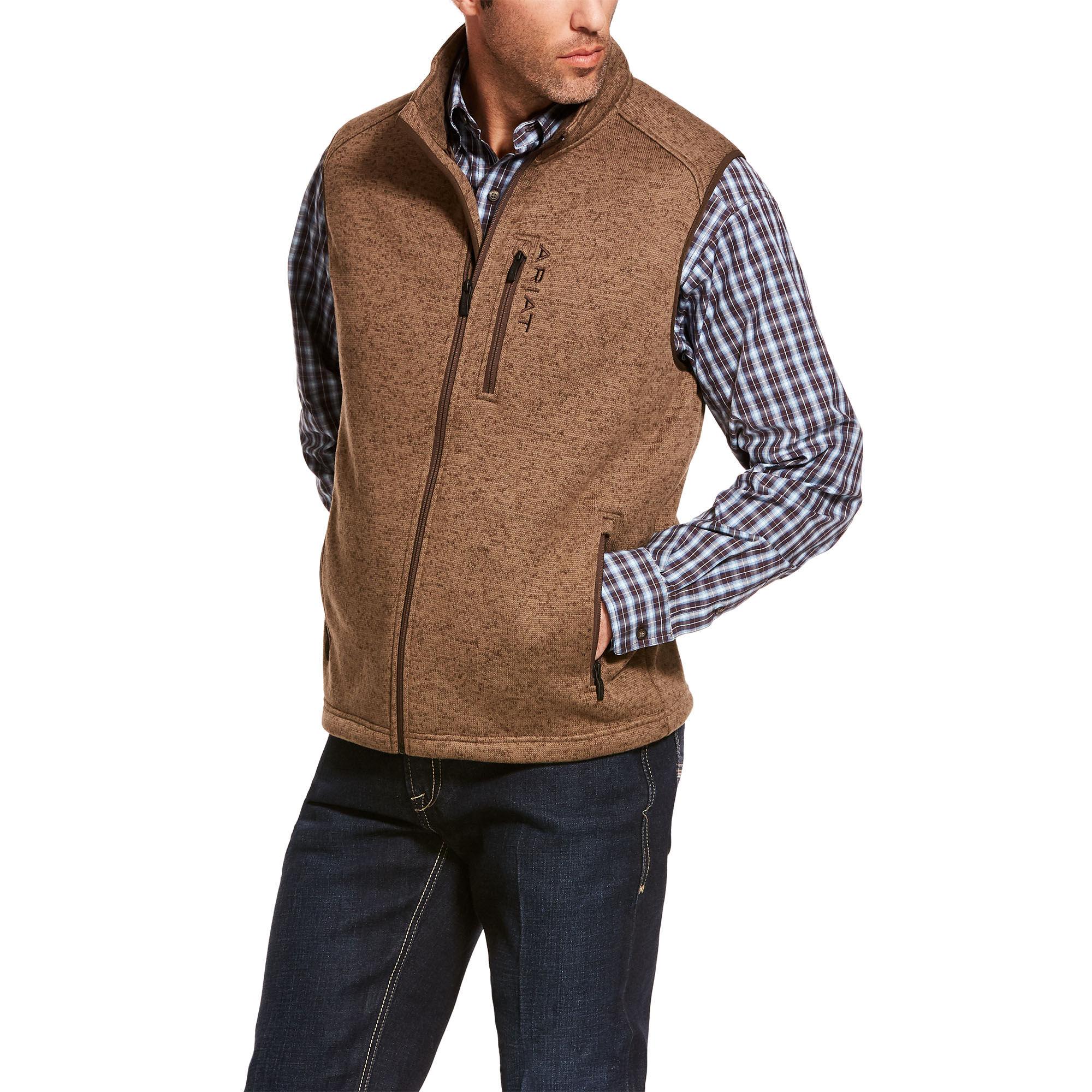 Caldwell Full Zip Vest