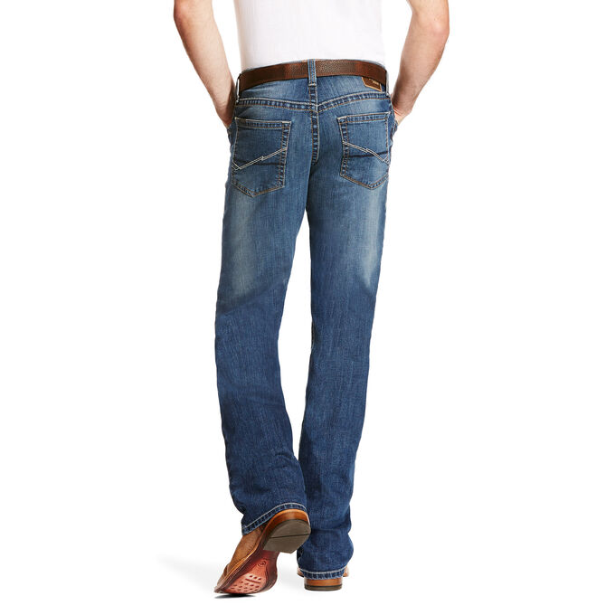 M5 Slim Chapman TekStretch Stackable Straight Leg Jean