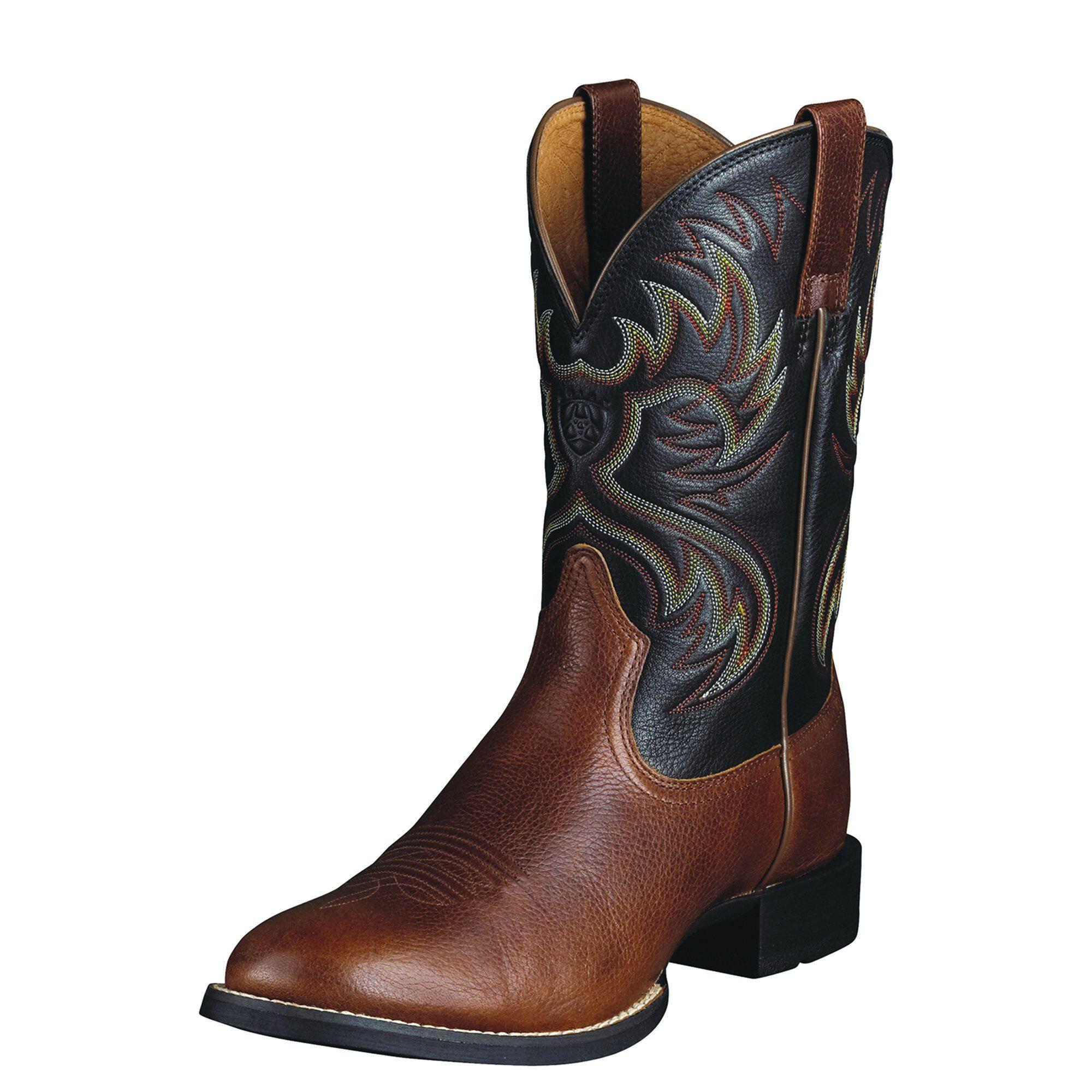 Heritage Horseman Western Boot