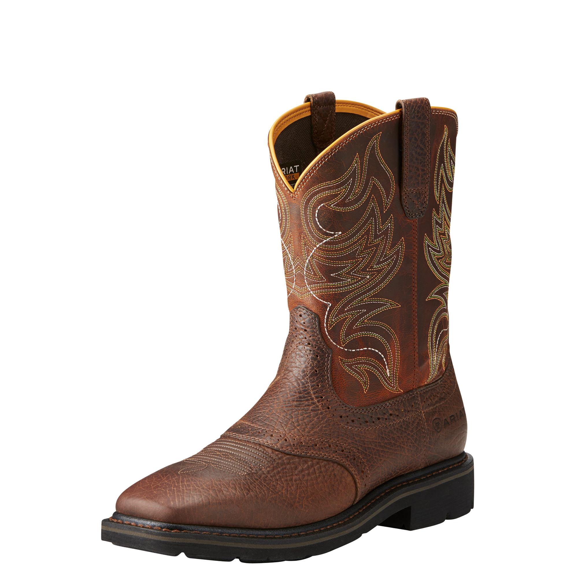 Sierra Shadowland Work Boot