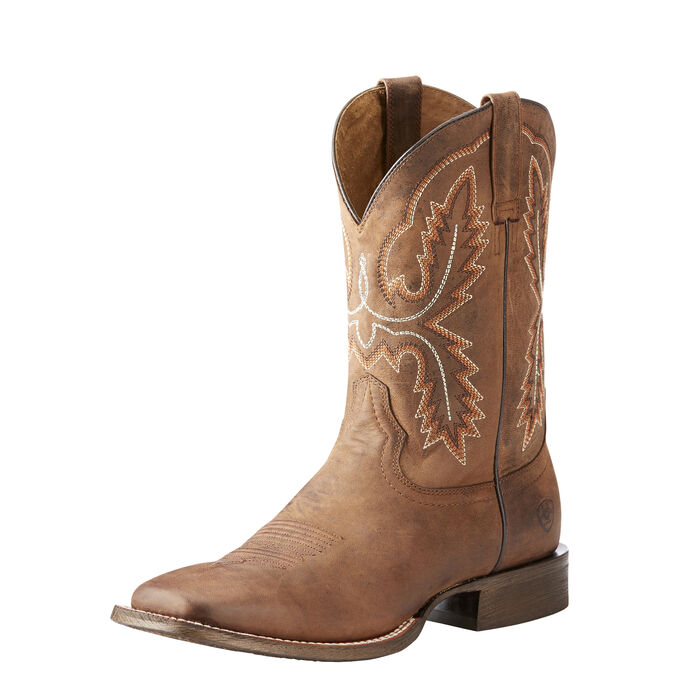 Circuit Dayworker Western Boot