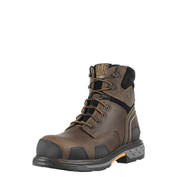 """OverDrive 6"""" Composite Toe Work Boot"""