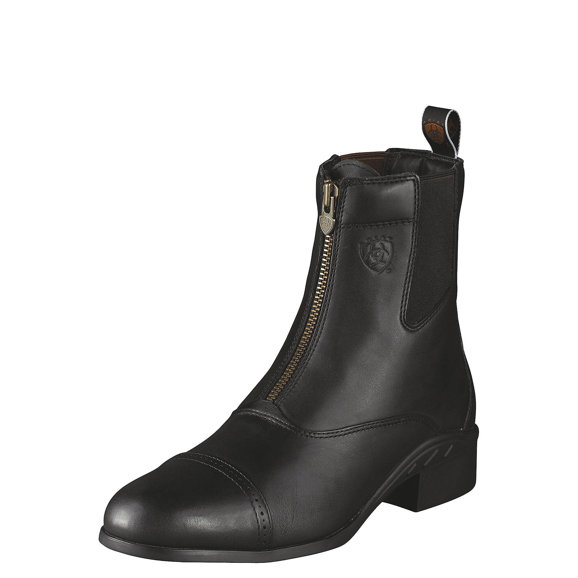 Heritage III Zip Paddock Boot