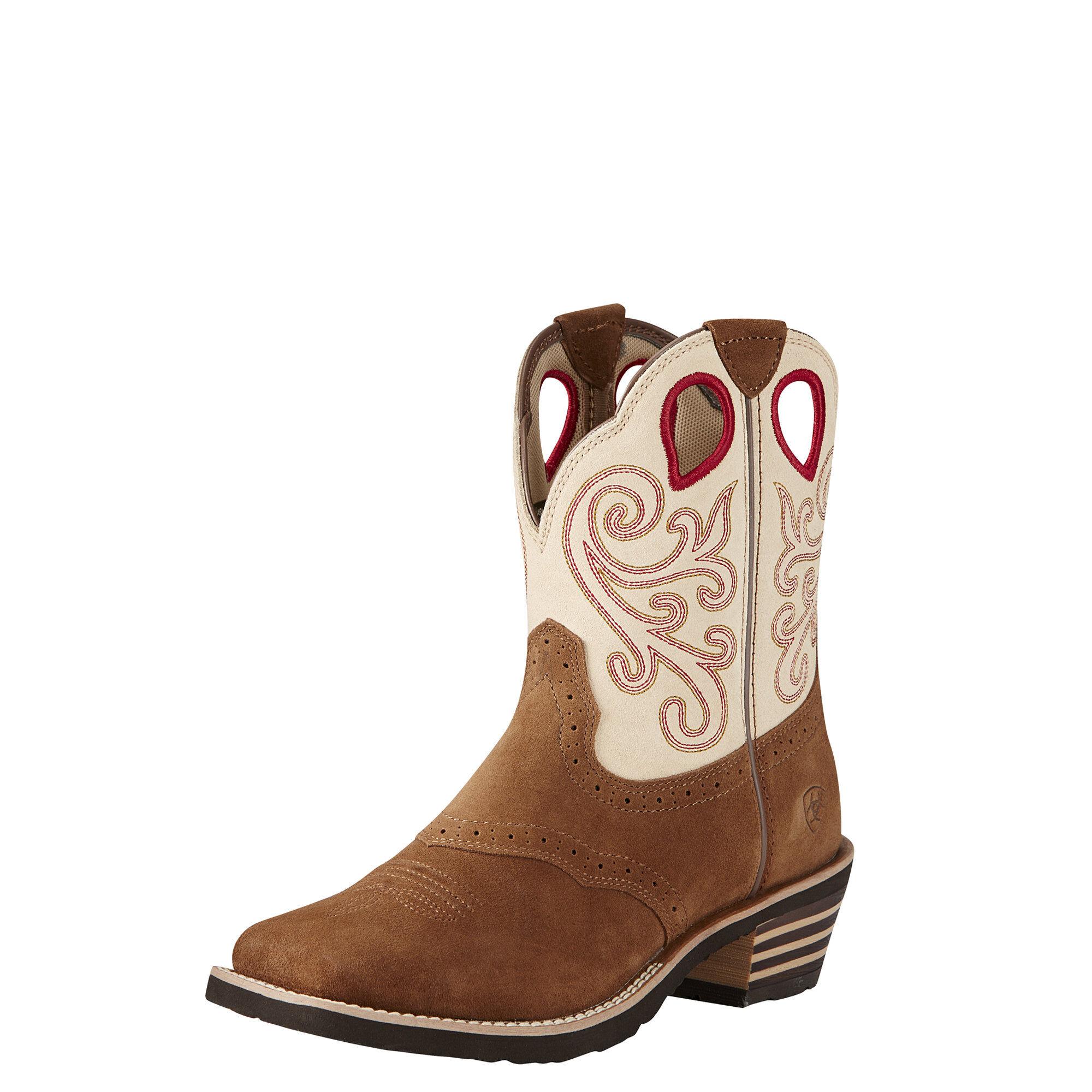 Riata Western Boot