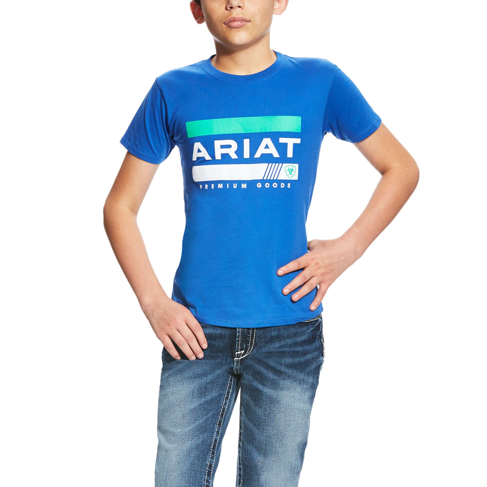 Bar Stripe T-Shirt
